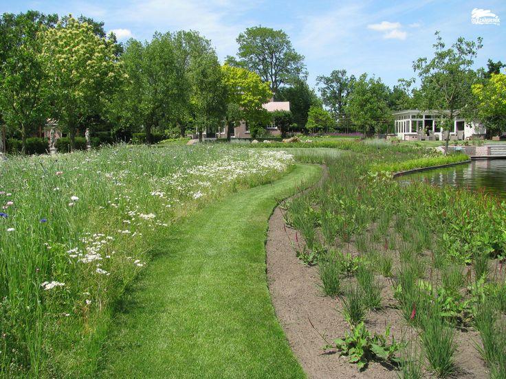 17 beste tuinidee n op pinterest tuinieren kruidentuin en tuin idee n doe het zelf - Landschapstuin idee ...