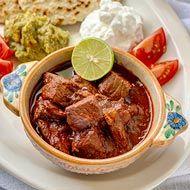 Pork Chile Colorado | Earthy Delights