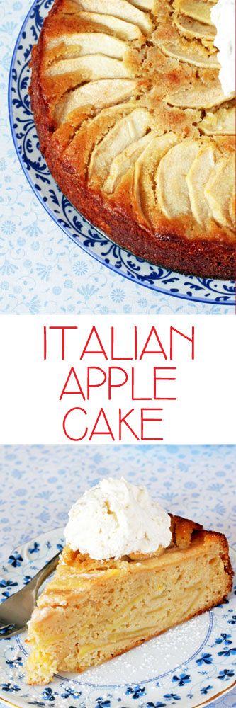 Italian Apple Cake