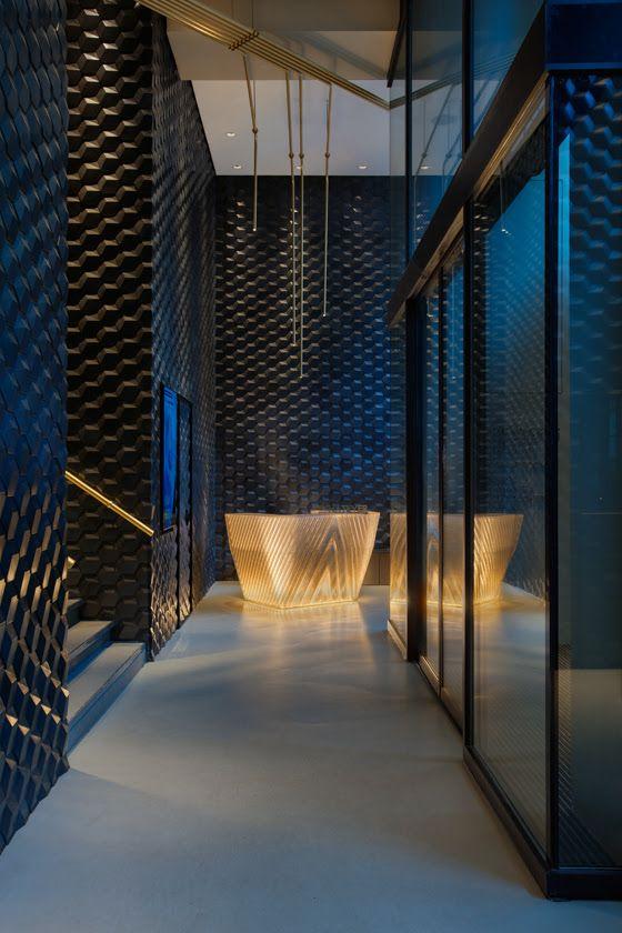 Israeli office Baranowitz + Kronenberg's W Amsterdam hotel