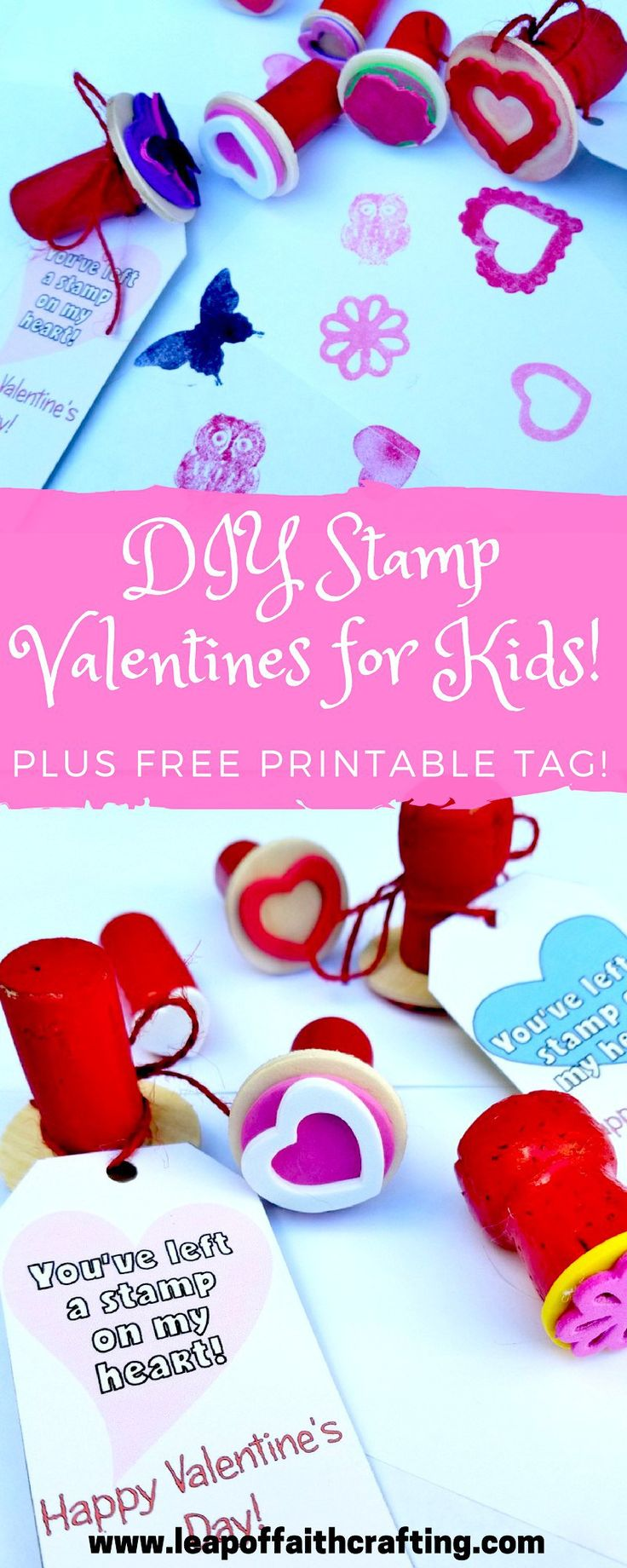 DIY Valentine's Day Love Signs
