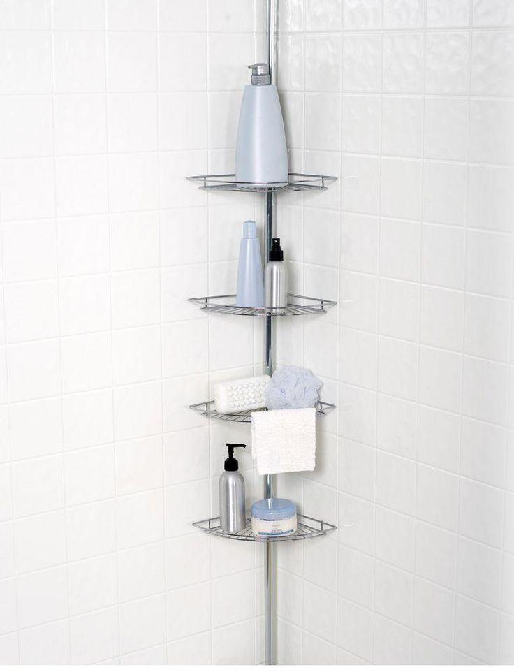 Best 25+ Corner shower caddy ideas on Pinterest | Shelves in ...
