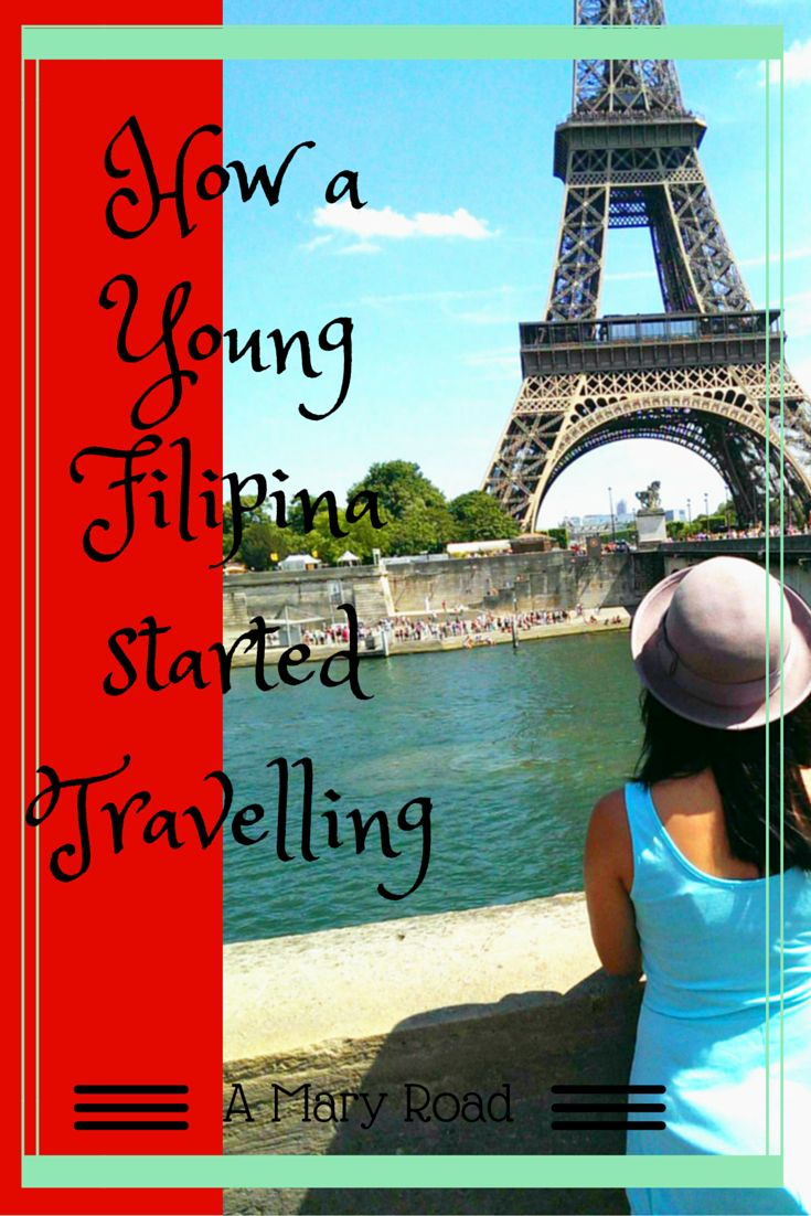 Thinking how you could start travelling? In this article about how a young Filipina started traveling in Europe, some tips and more! How to start travelling