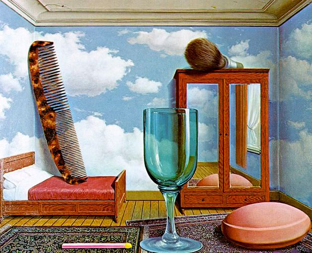 16 best magritte images on pinterest rene magritte art for Magritte le faux miroir