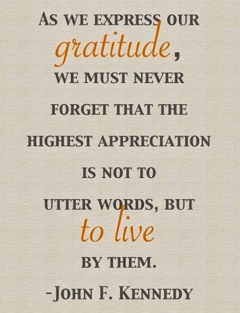 Word Of Gratitude Quotes. QuotesGram by @quotesgram