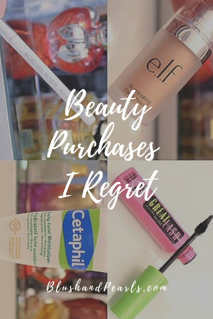 beauty product regrets, beauty tips, makeup tips, cetaphil #makeuptips #beautytips #beautyregrets