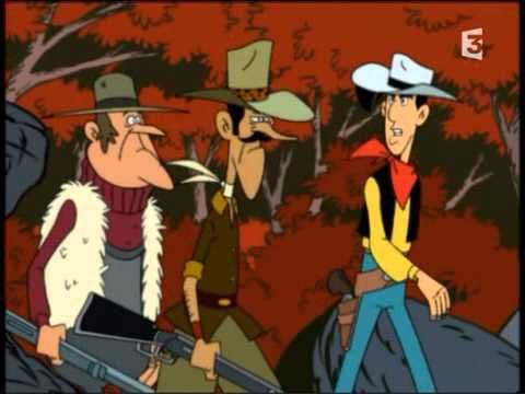 Les nouvelles Aventures de Lucky Luke : Les Dalton contre Billy The Kid - YouTube