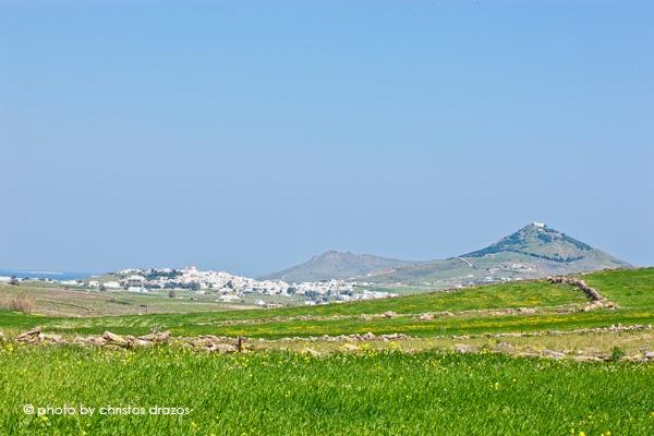 Paros, Marpissa and Agios Antonios