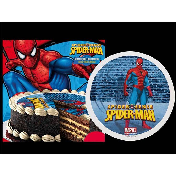 Confectionnez des gâteaux d'anniversaires très originaux grâce aux disques en sucre !
