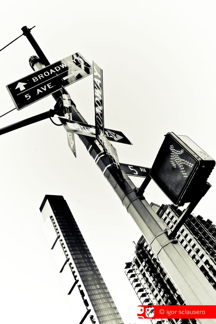 on my way  © Igor Sclausero #manhattan #newyork