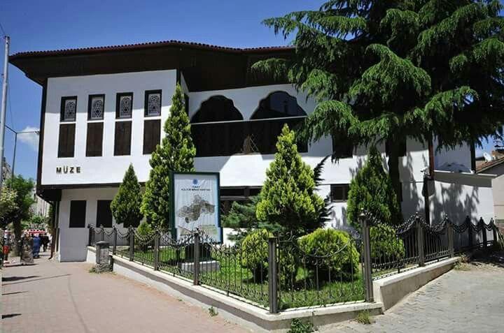 Tokat Latifoğlu Konağı
