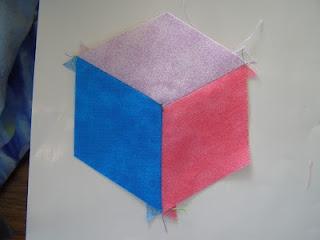 tumbler blocks... y seams