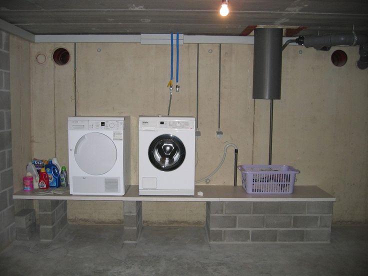 Wasmachine Op Verhoog Bouwinfo Projecten Om Te