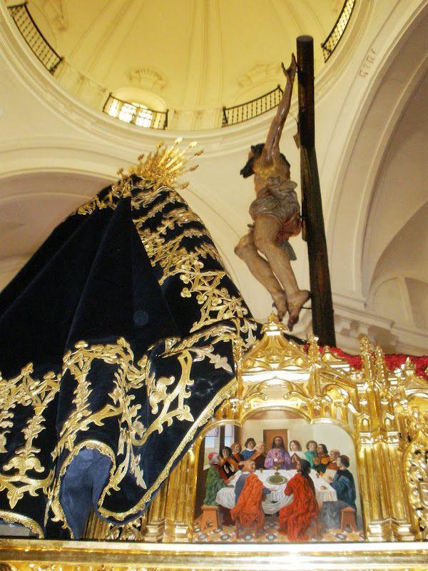 MANTOS DEL MARTES SANTO Hermandad del Cerro del Águila Nuestra Señora de Los Dolores Hermandad de Los Javieres María Santísima de Grac...