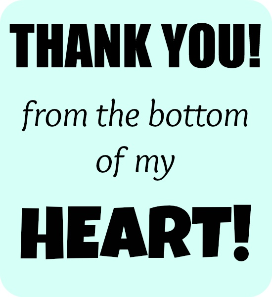 Quotes About Thank You For Support: 25+ Best Ideas About Thank You For Support On Pinterest