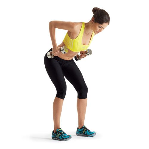The 15-Minute Back Workout  - because you need to work on your back if you work on the front