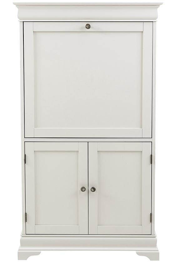 14 Best Craft Armoire With Fold Out Table Images On