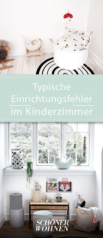 Wohnfehler Im Kinderzimmer Vermeiden Kinderzimmer Und Fehler