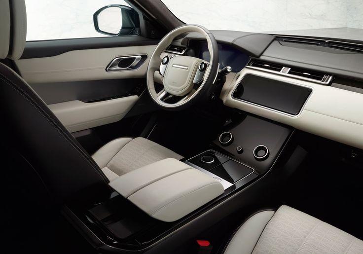 Sehen Sie hier den neuen Range Rover Velar - Modelljahr 2017 von allen Seiten. Über 90 Fotos des neuen Range Rover Velar in der Bildergalerie.