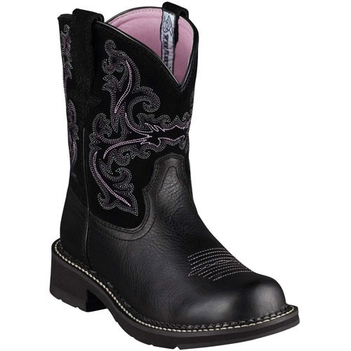 10004729 Womens Fatbaby II Western Ariat Boots From
