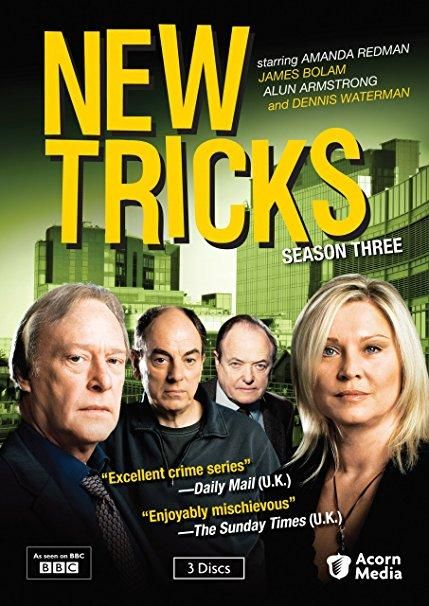Alun Armstrong & Amanda Redman - New Tricks: Season 3