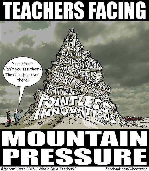 30 Teacher Cartoons That'll Have You Laughing & Crying at the Same Tim – Bored Teachers