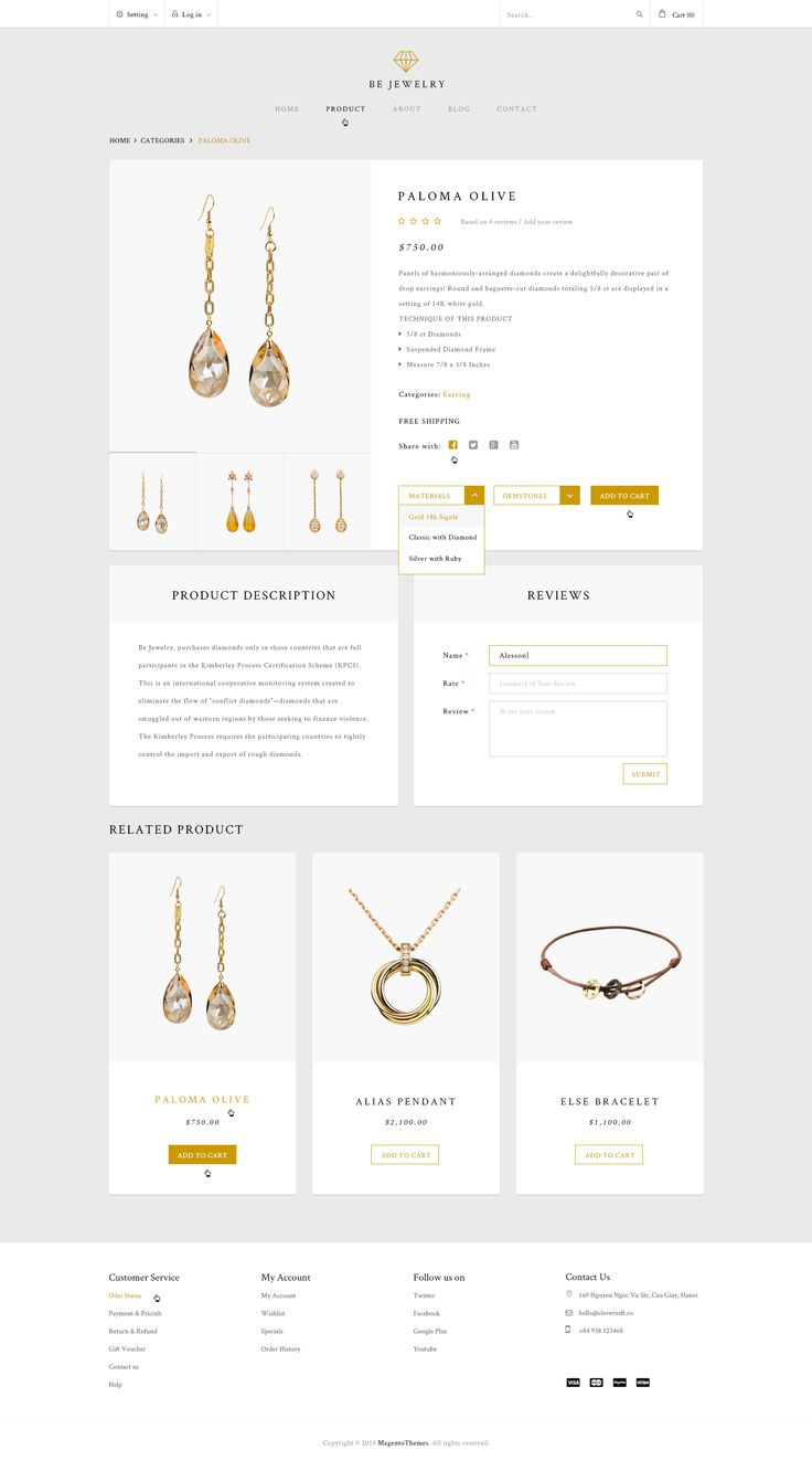 Dribbble - bejewelry_detail.jpg by C-Knightz Art