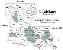 Louisiana Creole French - Wikipedia, the free encyclopedia