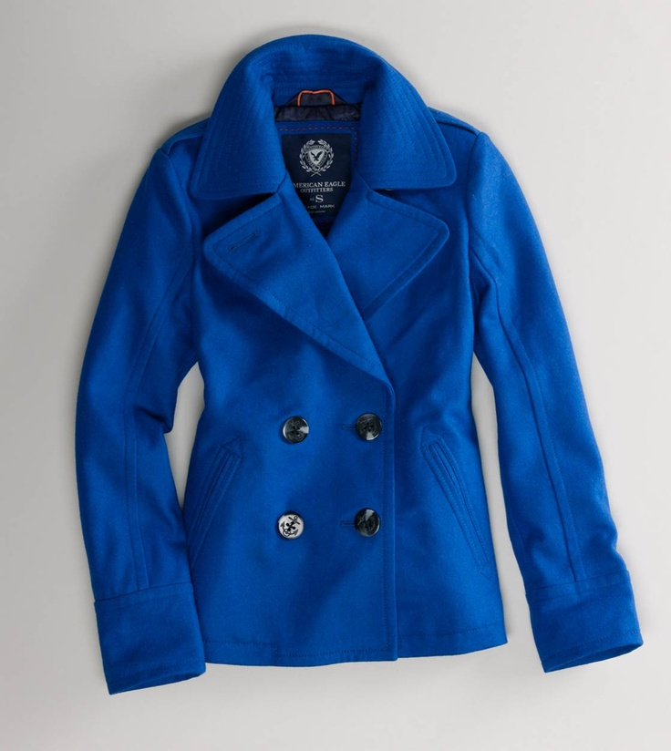 165 best The Peacoat images on Pinterest | Peacoats, Blue coats ...