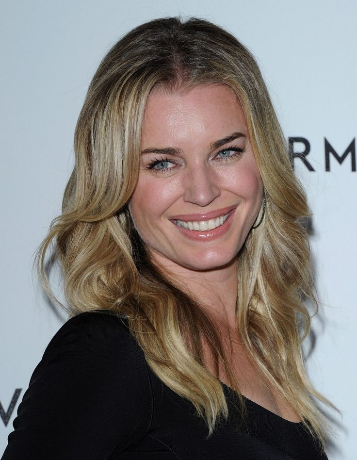 Rebecca Romijn is best known for her role as Mystique in the X-Men films and Joan from The Punisher (2004), both from Marvel Comics.
