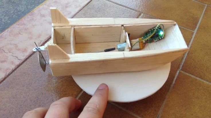My Homemade Rc Boat | RC Boats (TECHNOLOGY) | Pinterest | Boats, Homemade and Watches