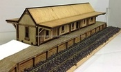 I'm going to get most of my buildings here.  These are genuine Australian buildings recreated as scale models.