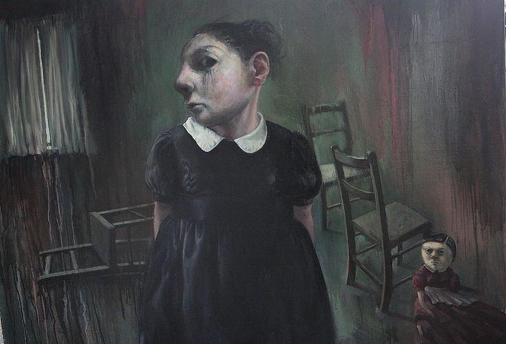 The Black Dress.
