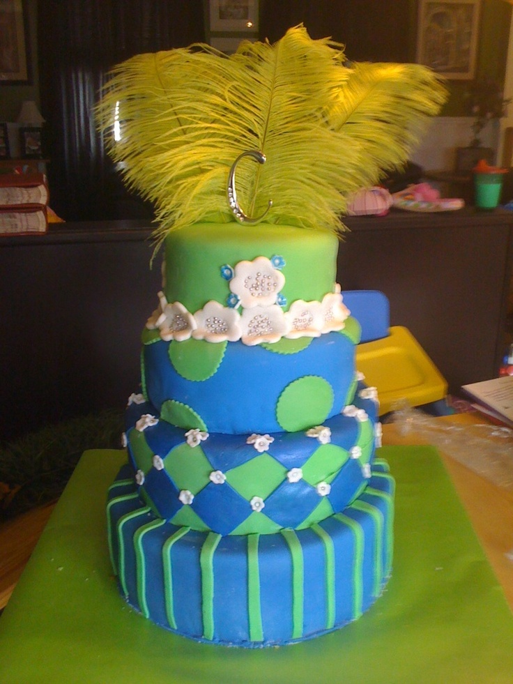 lime green and blue wedding cakes 70 best lime green and blue wedding images on 16894