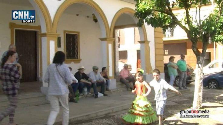 Reportaje Romería San Isidro, Rosal de la Frontera parte 1. CNH NORTE.