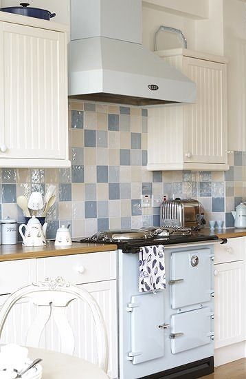 blue kitchen tile 139 best shabby chic kitchens images on 1741