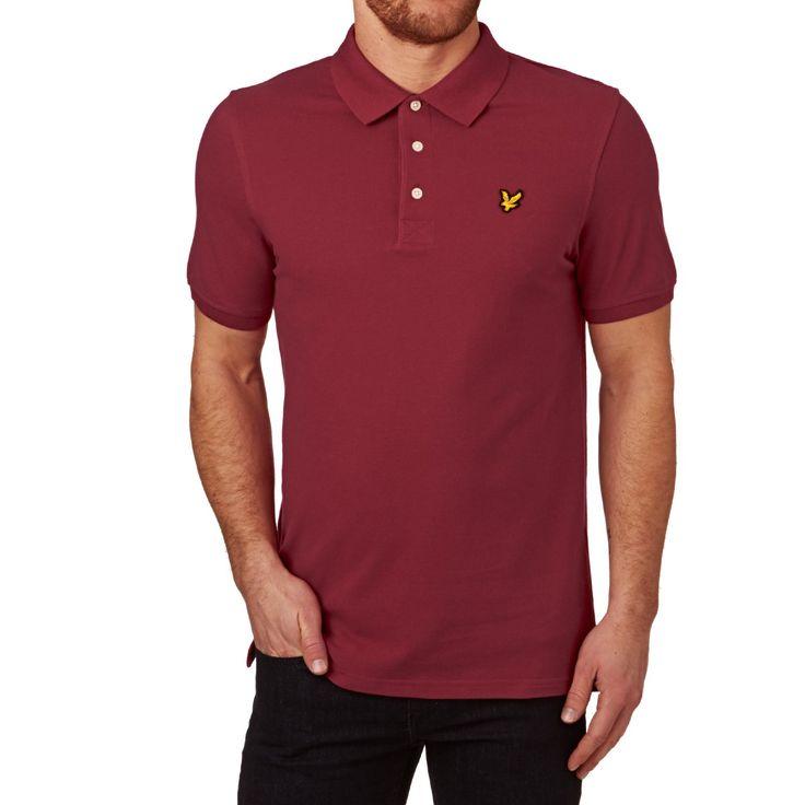 Men's Lyle & Scott Polo Shirts - Lyle & Scott Polo ...