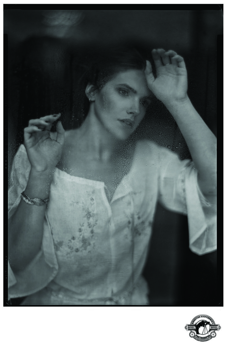 Angelika Wooden camera 13x18  Fuji Xray