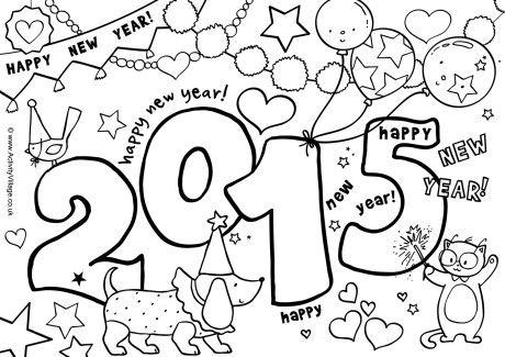 * Happy 2015!