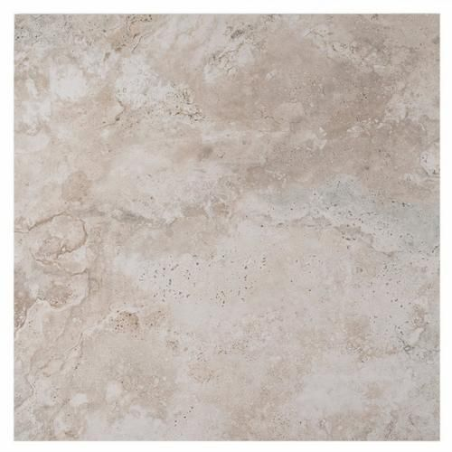 Tarsus Gray Polished Porcelain Tile - 24in. x 24in. - 100006972 | Floor and Decor