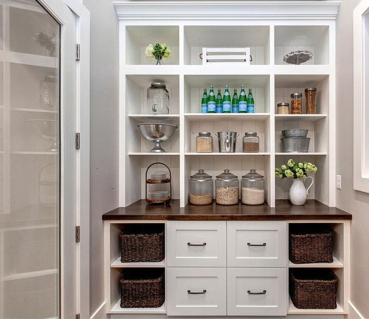 17 best images about pantry on pinterest shaker cabinets for Roman pantry