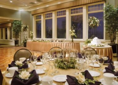 Cincinnati Gardens Pavilion WeddingWedding ReceptionMeeting