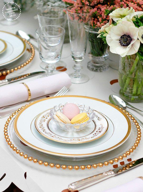 Uma decoração em tons pastel para um mini wedding. Uma proposta charmosa e criativa para quem quer fazer um almoço de casamento.