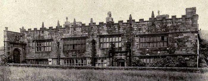High Sunderland Hall