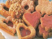 Cukroví na Vánoce: Křehké sušenky
