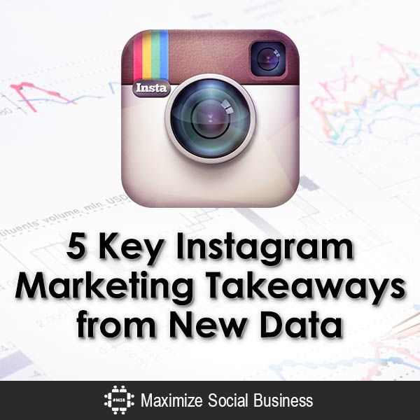 Simply Measured just released new benchmark data which exposes some key Instagram marketing tips and takeaways for marketers. Here are 5 of them.