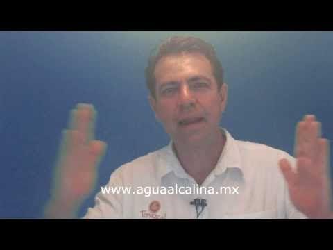 Agua Alcalina en 90 segundos - YouTube