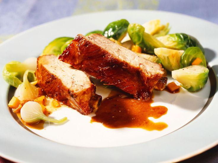 Découvrez la recette Travers de porc à la bière sur cuisineactuelle.fr.