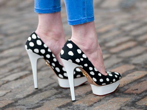 Zapatos de tacon 2017 10 Lindos Modelos!