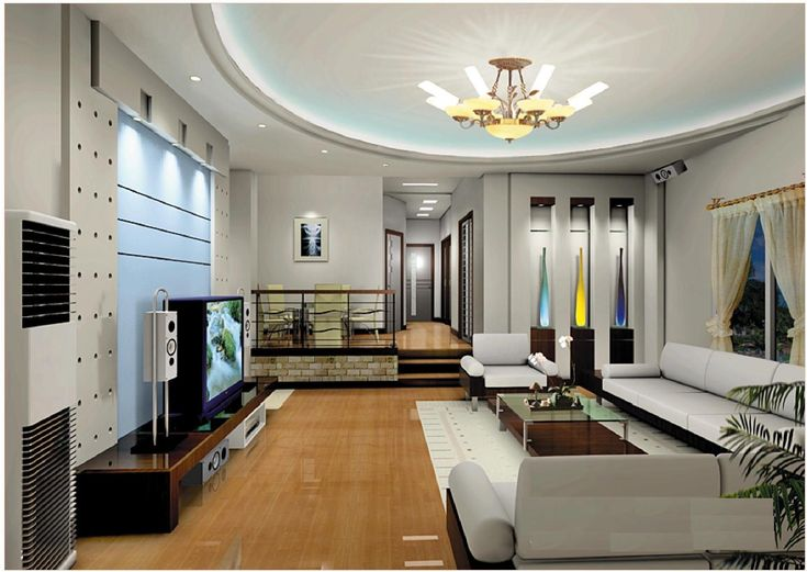 Beautiful Interior Decorating Красивый Интерьер, Украшая Большое Пространство | Красивые дома и